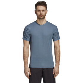 adidas TERREX Agravic - T-shirt manches longues running Homme - gris